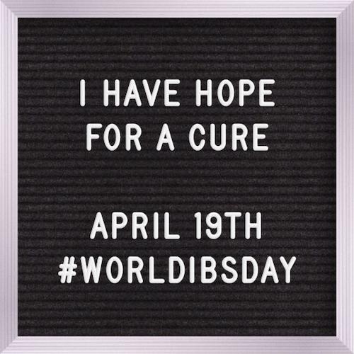 World IBS Day Placard